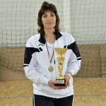 Мариела Иванова - треньор по хандбал
